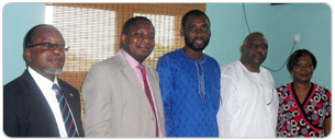 P-ACC Distance Learning Project in Nigeria